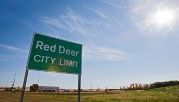 Red Deer City Limits