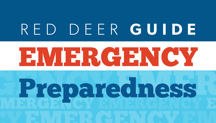 title page for Emergency Preparedness Guide.