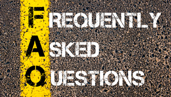 Frequently Asked Questions related to parking