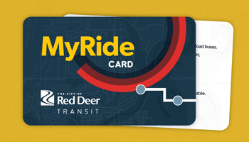 Image featuring the benefits of the MyRide program